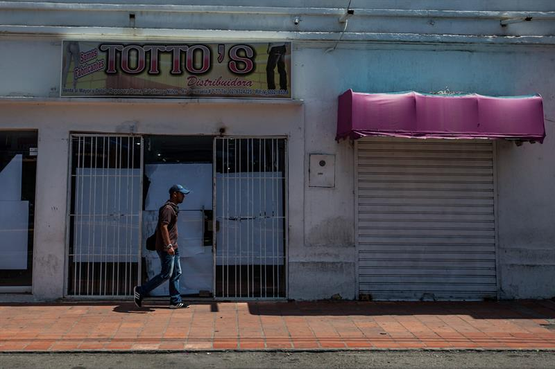 60% of businesses have closed in Venezuela in the last five years
